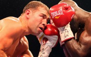 Lucian Bute (links) trifft auf Jean Pascal