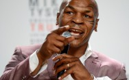 Ex-Weltmeister Mike Tyson