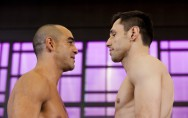 Sam Soliman (links) und Felix Sturm