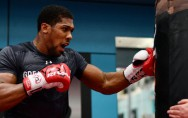 Anthony Joshua im RTL-Interview