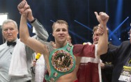 Mairis Briedis WBC-Weltmeister Ali Trophy Mike Perez World Boxing Super Series