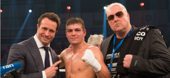 Team Sauerland Vincent Feigenbutz Rainer Gottwald Fight Boxing