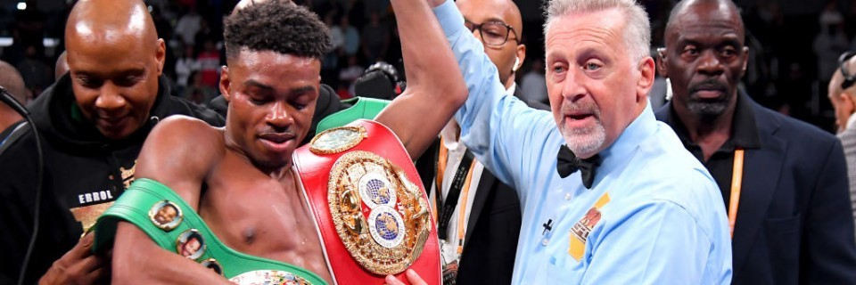 Errol Spence jr. will Undisputed Champ im Welter werden